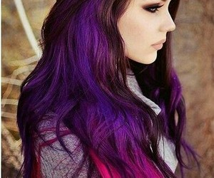 color, pretty, and girl image