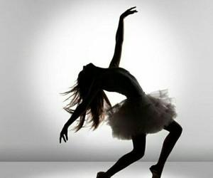 bailarina, baile, and dance image
