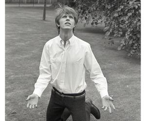 bw, youth, and david bowie image