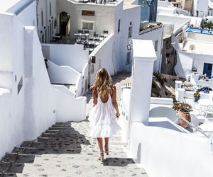 travel, summer, and white image