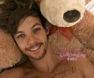 cute, louis, and louistomlinson image