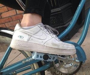 bike, nike, and tumblr image