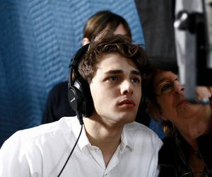 xavier dolan, boy, and guy image