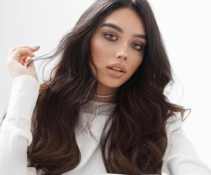 hair, beauty, and clothes image