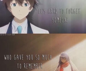anime, sad, and anime quotes image