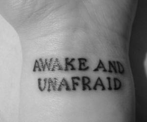 tattoo, awake, and my chemical romance image