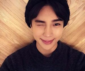 boy, korean, and park jung min image