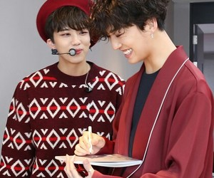 bap, youngjae, and yongguk image