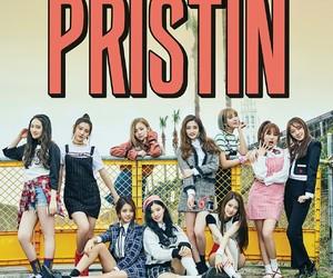 kpop, album, and pristin image