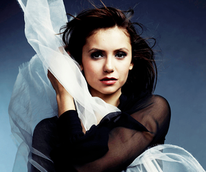 actress, beautiful, and Nina Dobrev image