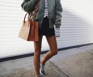 outfit, style, and bag image