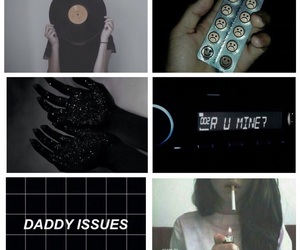 aesthetic, arctic monkeys, and bands image