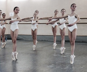 aesthetic, young, and ballerinas image