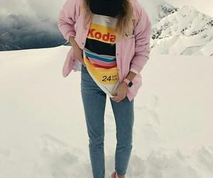 clothes, fashion, and kodak image