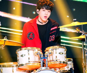 Sunday, day6, and dowoon image