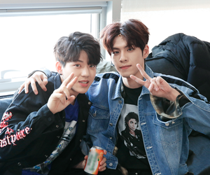 day6, dowoon, and wonpil image