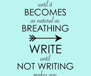inspired, quotes, and writing image