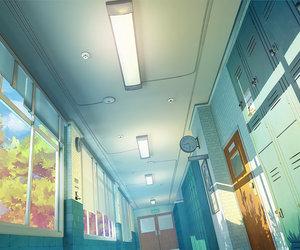 anime, devianART, and illustration image