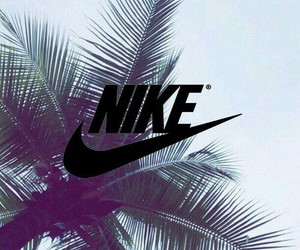 nike, tree, and wallpaper image
