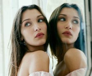 bella hadid, model, and beauty image