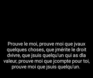 french, quotes, and prouve le moi image