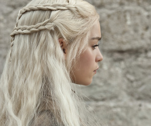 dragon, game of thrones, and daenerys image