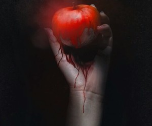 apple and fantasy image