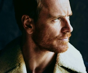 michael fassbender, handsome, and Hot image