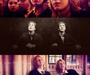 harry potter and fred and george image