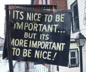 quotes, nice, and important image