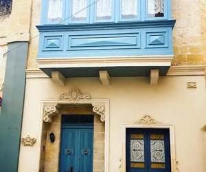 balcony, door, and window image