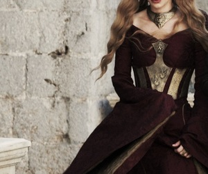 lena headey, game of thrones, and cersei lannister image