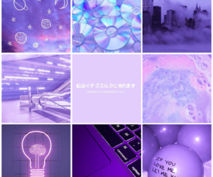 aesthetic, Collage, and pastel image