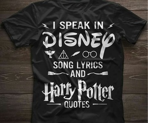 disney, harry potter, and quotes image