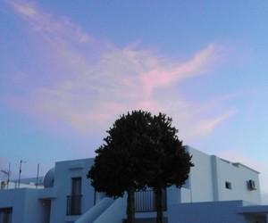 blue, cloud, and lanzarote image