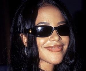 90's, aaliyah, and aesthetic image