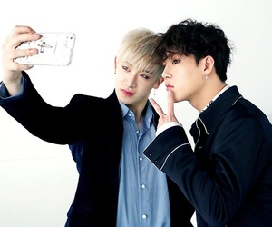 kpop, jooheon, and wonho image