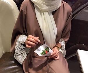 fashion, muslim, and style image