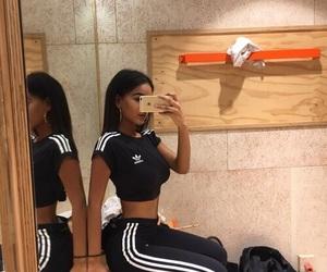 adidas and ass image