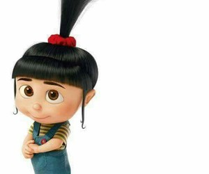 agnes, article, and despicable me image