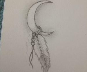 art, drawing, and follow image