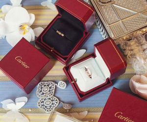 Best, cartier, and ring image