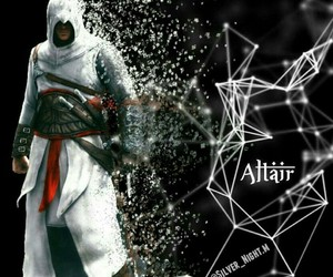 Assassins Creed and altair image