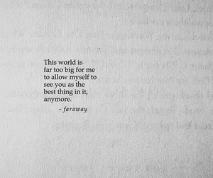 quotes and faraway image