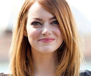 emma stone, hair, and actress image
