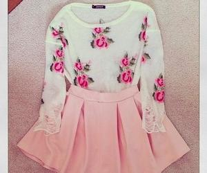 fashion, spring, and girly image
