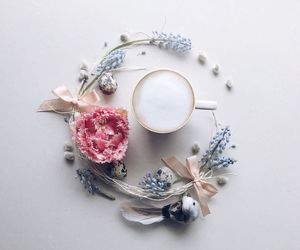 boho, march, and wreath image