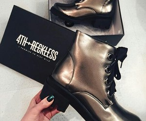 boots, bronze, and shoes image