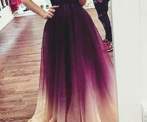 amazing, dress, and purple image