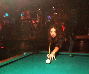 pool, danielle campbell, and instagram image